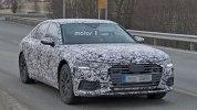 Audi A6 нового поколения впервые замечена на тестах - фото 2