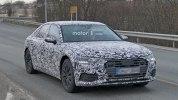 Audi A6 нового поколения впервые замечена на тестах - фото 3