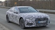 Audi A6 нового поколения впервые замечена на тестах - фото 4