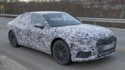 Audi A6 нового поколения впервые замечена на тестах - фото 8