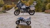 BMW превратила модельку Lego в большой «летающий» мотоцикл - фото 2