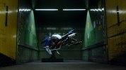 BMW превратила модельку Lego в большой «летающий» мотоцикл - фото 6