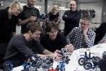 Летающий мотоцикл - концепт от BMW Motorrad и Lego - фото 5