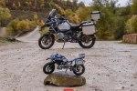 Летающий мотоцикл - концепт от BMW Motorrad и Lego - фото 7