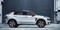 Первый автомобиль нового бренда Lynk & Co покажут публике в апреле - фото 3