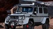 Внедорожник Mercedes-Benz G500 4x4 получил 542-сильный двигатель - фото 1