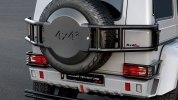 Внедорожник Mercedes-Benz G500 4x4 получил 542-сильный двигатель - фото 10