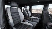 Внедорожник Mercedes-Benz G500 4x4 получил 542-сильный двигатель - фото 14