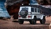 Внедорожник Mercedes-Benz G500 4x4 получил 542-сильный двигатель - фото 3