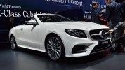 Мягкий верх, жесткий низ: что такое Mercedes E-Class кабриолет - фото 1