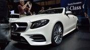 Мягкий верх, жесткий низ: что такое Mercedes E-Class кабриолет - фото 6