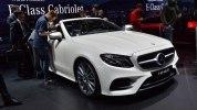 Мягкий верх, жесткий низ: что такое Mercedes E-Class кабриолет - фото 7