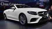 Мягкий верх, жесткий низ: что такое Mercedes E-Class кабриолет - фото 3