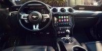 Без V6, но с экранами: как изменился Ford Mustang после рестайлинга - фото 6