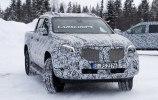 На тестах замечен прототип гибридного пикапа Mercedes-Benz X-Class - фото 4