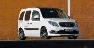 Представлен модернизированный фургон Mercedes-Benz Citan by Hartmann - фото 1