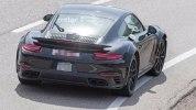 Следующее поколение Porsche 911 Turbo впервые попало в объективы фотокамер - фото 10