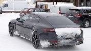Bentley Flying Spur 2019 замечен в кузове Porsche Panamera - фото 13