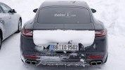 Bentley Flying Spur 2019 замечен в кузове Porsche Panamera - фото 14