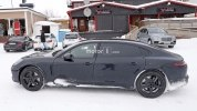 Bentley Flying Spur 2019 замечен в кузове Porsche Panamera - фото 8