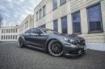 Prior-Design презентовало официальные фото обновленного Mercedes S-Class Coupe - фото 5