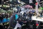 Honda представила концептуальный мотоцикл 150SS Racer - фото 3