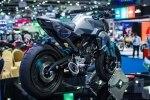 Honda представила концептуальный мотоцикл 150SS Racer - фото 4