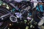 Honda представила концептуальный мотоцикл 150SS Racer - фото 5