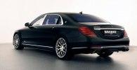 Brabus опубликовала новые фото 900-сильного седана Mercedes-Maybach S600 - фото 5