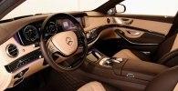 Brabus опубликовала новые фото 900-сильного седана Mercedes-Maybach S600 - фото 7