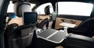 Brabus опубликовала новые фото 900-сильного седана Mercedes-Maybach S600 - фото 9