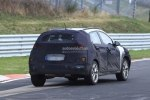 Прототип Hyundai Kona замечен на Нюрбургринге - фото 9