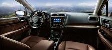 Обновлённый универсал Subaru Outback 2018 модельного года представлен официально - фото 2