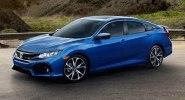 Honda «подогрела» новый Civic - фото 1