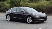 Дизайн нового электрокара Tesla Model 3 рассекретили до премьеры - фото 1