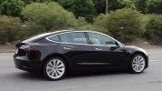 Дизайн нового электрокара Tesla Model 3 рассекретили до премьеры - фото 2