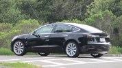 Дизайн нового электрокара Tesla Model 3 рассекретили до премьеры - фото 4