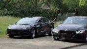 Дизайн нового электрокара Tesla Model 3 рассекретили до премьеры - фото 5
