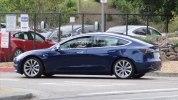 Дизайн нового электрокара Tesla Model 3 рассекретили до премьеры - фото 7