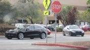 Дизайн нового электрокара Tesla Model 3 рассекретили до премьеры - фото 8