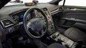 Ford представил полицейский гибридный седан Fusion Hybrid - фото 1