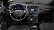 Ford представил полицейский гибридный седан Fusion Hybrid - фото 2