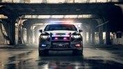 Ford представил полицейский гибридный седан Fusion Hybrid - фото 3