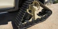 Nissan разработал кроссовер на гусеницах - фото 7