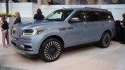 Lincoln представил новое поколение Navigator - фото 1