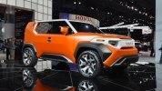 Toyota построила кроссовер-трансформер - фото 1