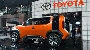 Toyota построила кроссовер-трансформер - фото 8