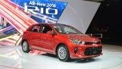 В Нью-Йорке представлены седан и хэтчбек KIA Rio нового поколения - фото 1