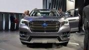 Subaru представила семиместный кроссовер Ascent Concept - фото 1