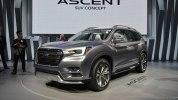 Subaru представила семиместный кроссовер Ascent Concept - фото 2